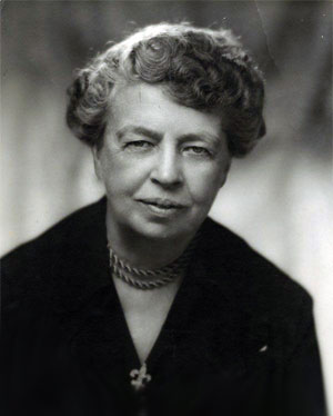 Eleanor Roosevelt Really Hit The Nail On The Head