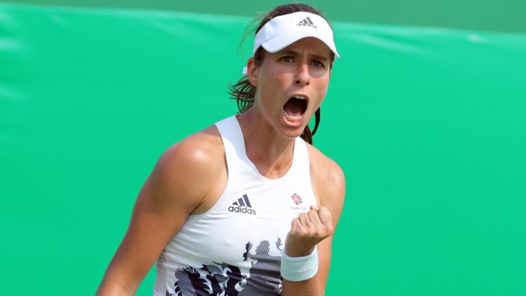 Johanna Konta's Mindset has earned her $2m